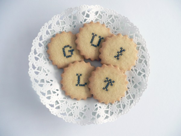 Caren Garfen - Guilt Biscuits - 2014