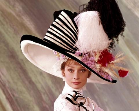 My Fair Lady Audrey Hepburn