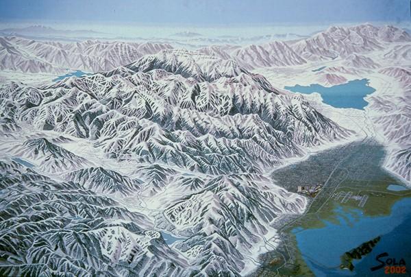 Sola Fiedler - Salt Lake City - Tapestry