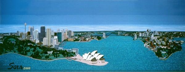 Sola Fiedler - Sydney