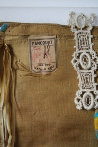 Vintage textiles (collection of Ruth Singer)