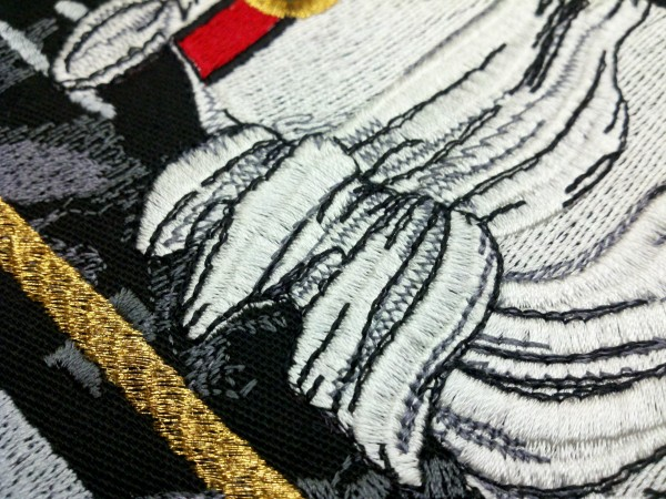 Carousel Horse - Detail