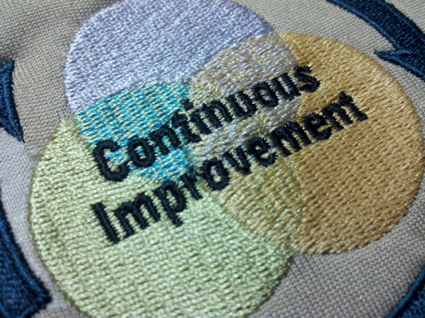Continuous Improvement - Up Close With Fills and Blends