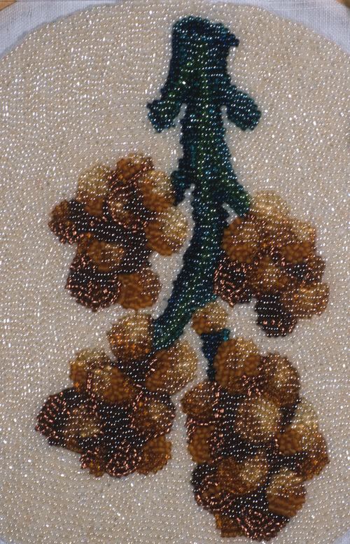 Niki Havekost - Beaded Work