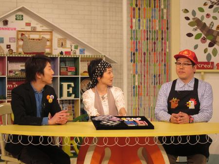 Makoto Oozu on TV