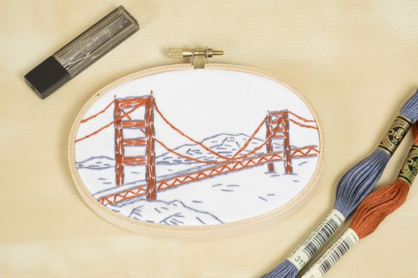 Studio MME - West Coast Love - Golden Gate