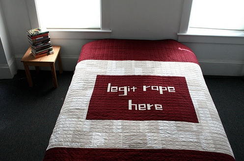 Todd's No-Baby Quilt, 2012.