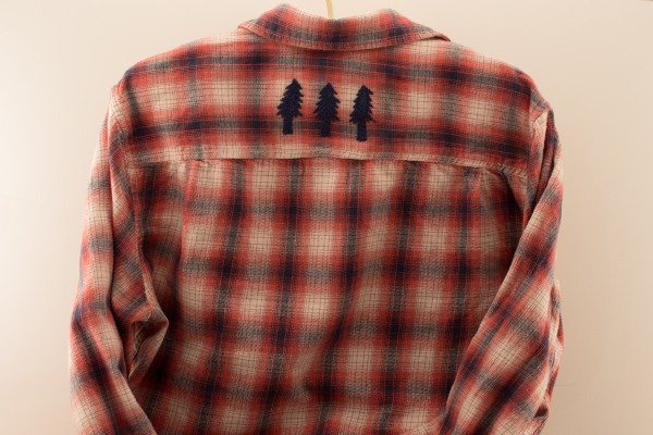 Flannel and Fir Trees