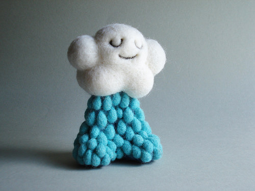 Mr. Rainy Cloud, by Maria Filipe.