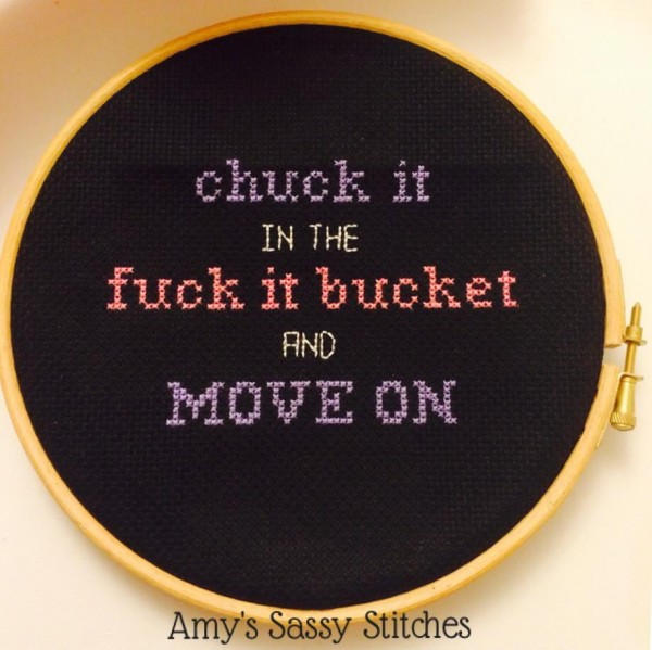 Amy's Sassy Stitches