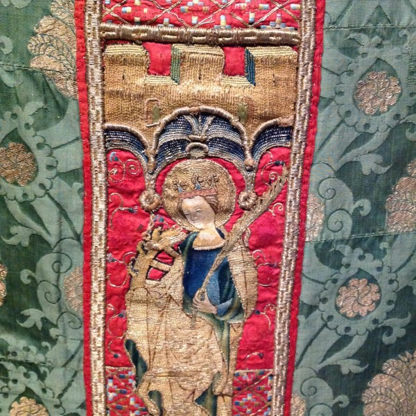 V&A Medieval Textiles (Ruth Singer) (1 of 10)