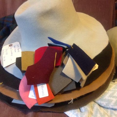 Winchester Hat Corporation felt