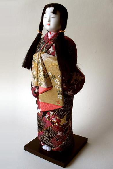 Classic Kimekomi doll