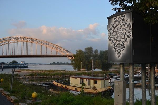 Nespoon - Big Draw Nijmegen 2014 4