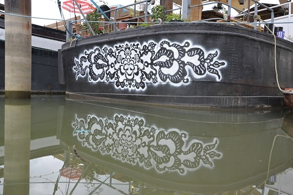 Nespoon - Big Draw Nijmegen 2014