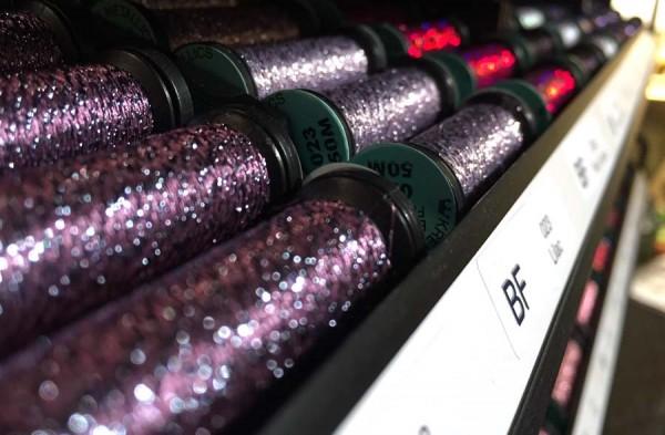 Kreinik Blending Filament comes in 100+ colors