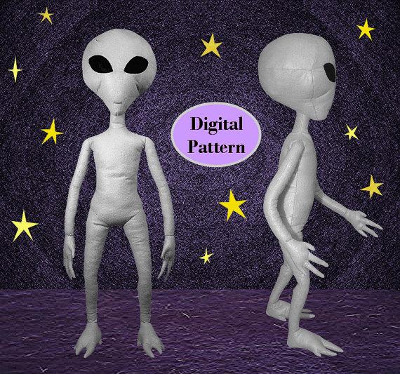 Alien by Alien Patterns