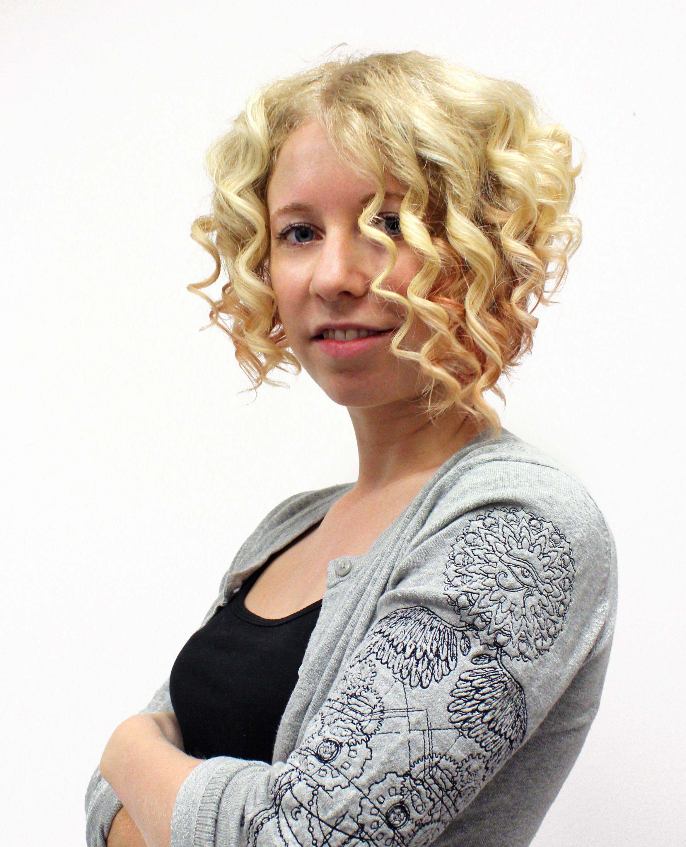 Niamh O'Connor of Urban Threads