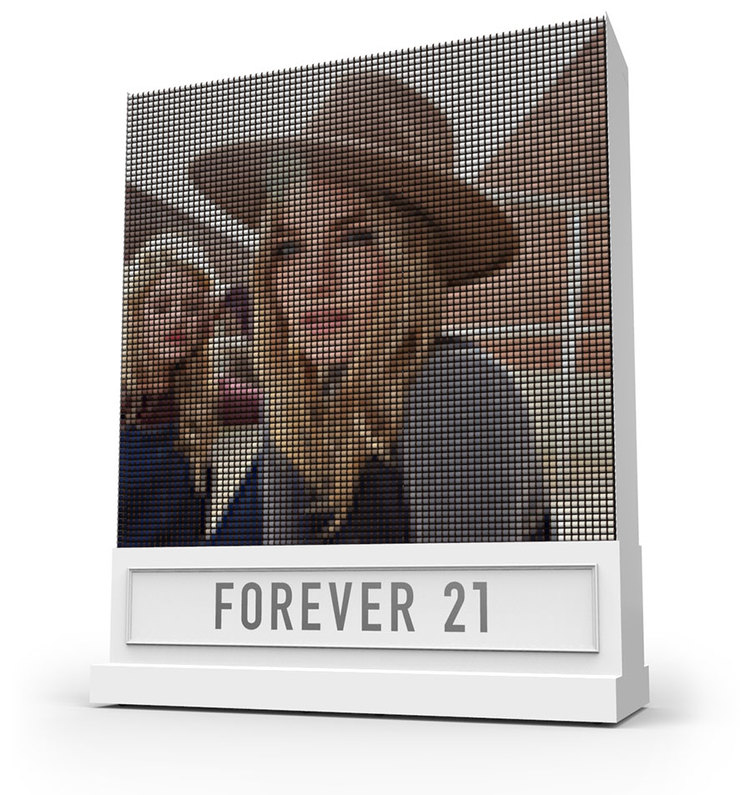 Forever21's Thread Screen