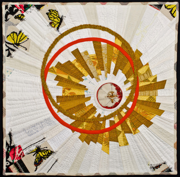 Reliquary #3, Amy Meissner, Textile Artist