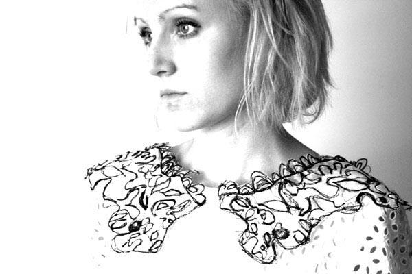 Model collar, by Ailish Henderson