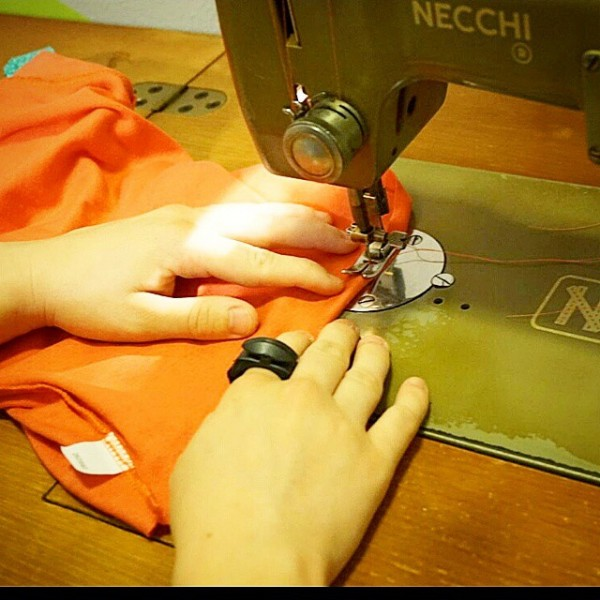 Threadcutterz work with machine embroidery as well