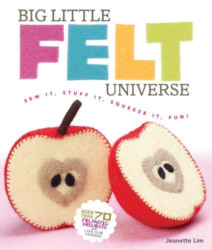 Jeanette Lim - Big Little Felt Universe