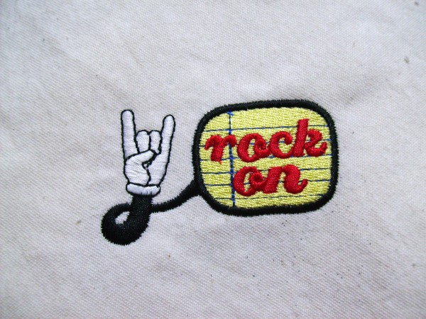 Rock on Design from The Only Stitch