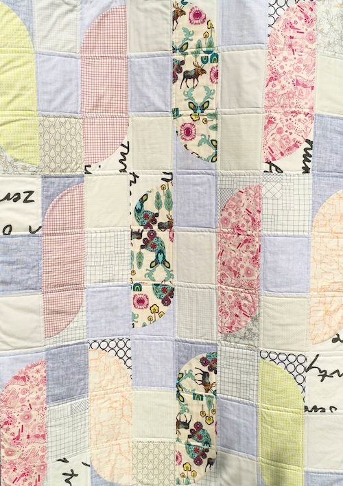 Skinny Malinky Quilts - Pinkmatter Modern Quilt