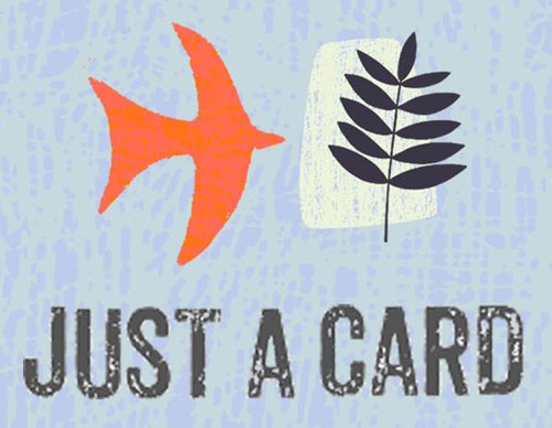 Sarah Hamilton - Just A Card Logo