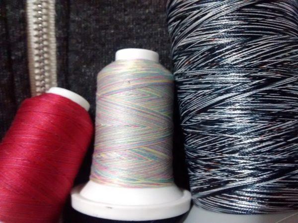 Variegated Thread Trio