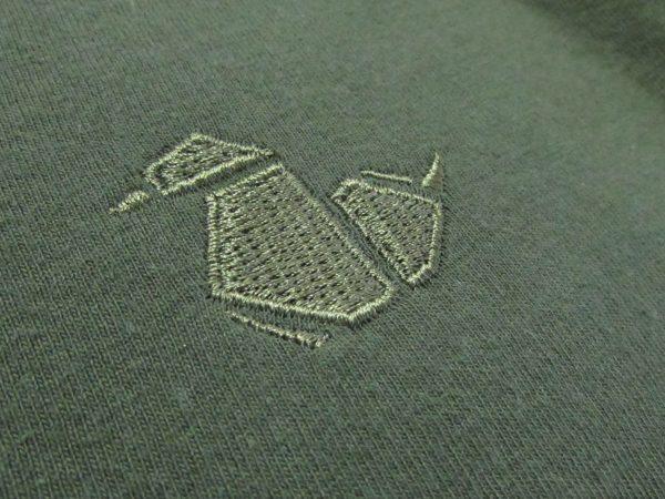 Low-Contrast Black Duck Logo