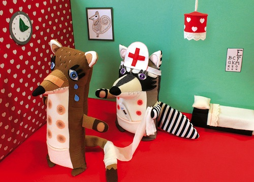 Stitched Creatures - Hospital