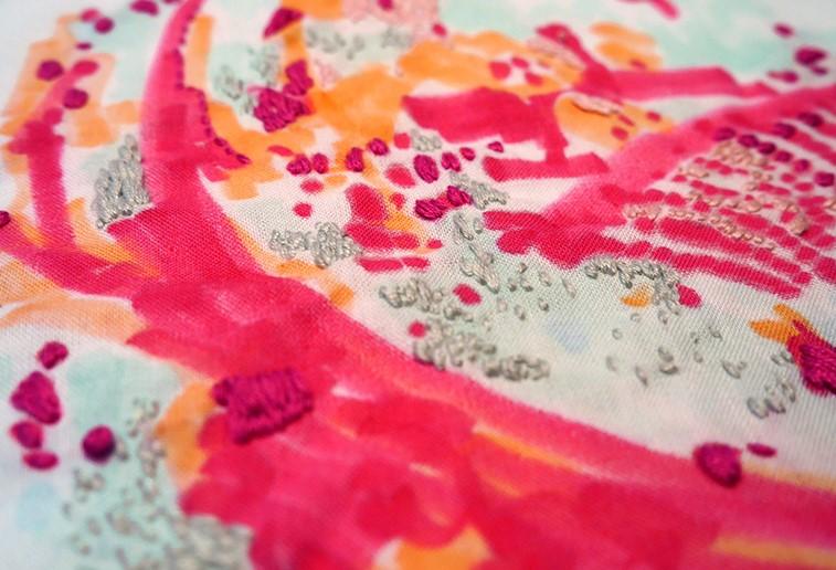Color exploration, Ailish Reaney