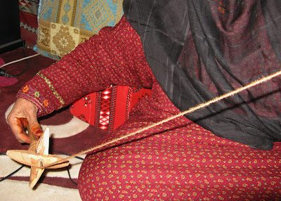 Textile Encounters - Bedouin Weaving