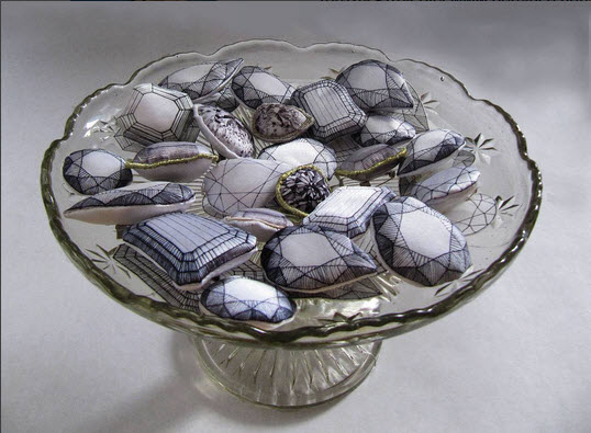 Diamonds, by Terezia Krnacova