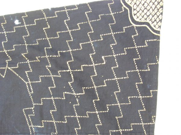 Sashiko Cloth Wrapping - Meiji (1868-1912)