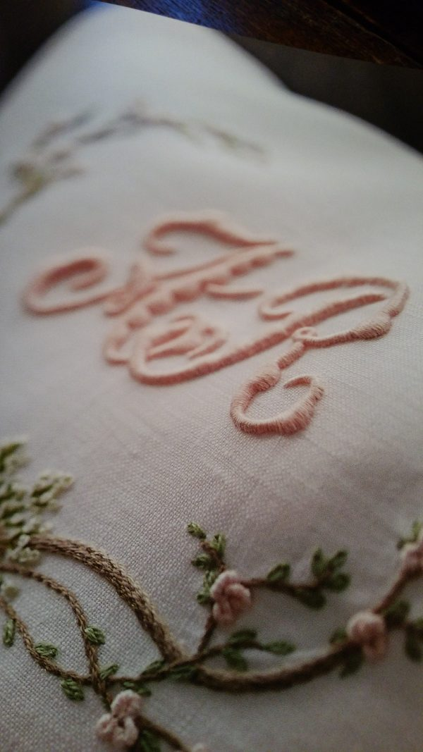 Inspirations: A Passion for Needlework - Monogramming