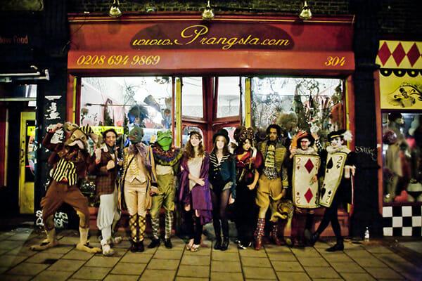 Prangsta Shop Front, Annalisa Middleton