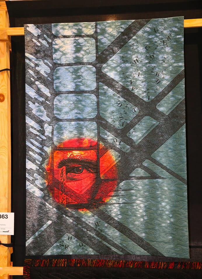 Art Quilts Big Brother