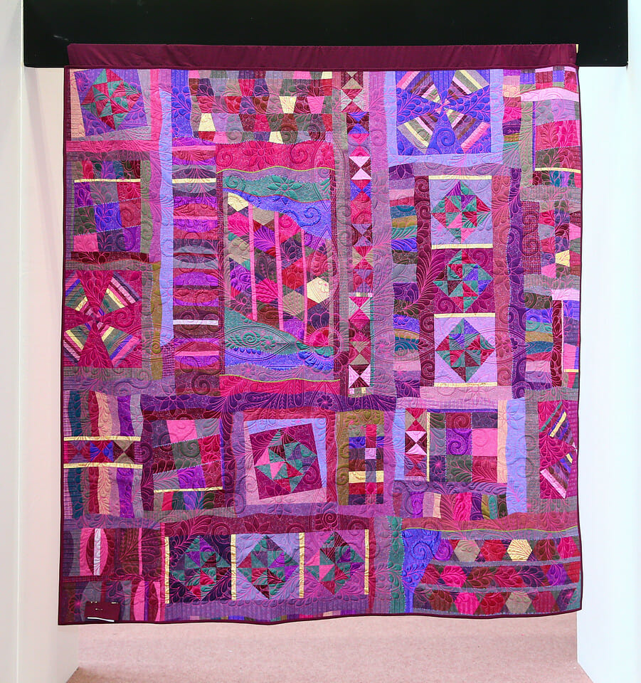 Contemporary Quilts Beezlebub