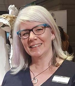 Suzanne Treacy, Hand & Lock embroidery prize winner