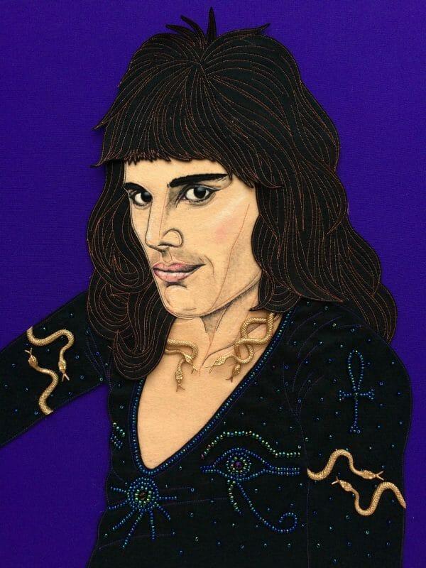Jane Sanders - Freddie Mercury