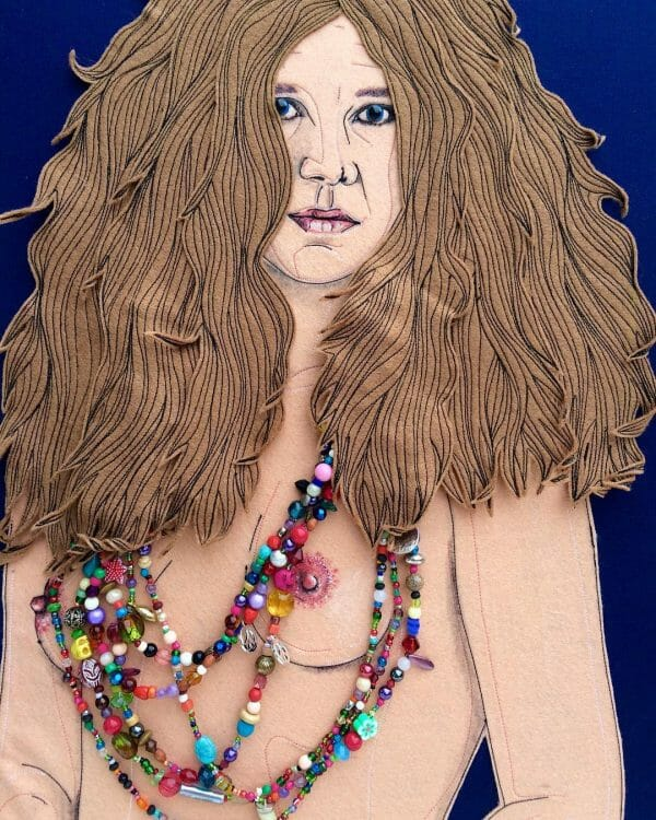 Jane Sanders - Janis Joplin