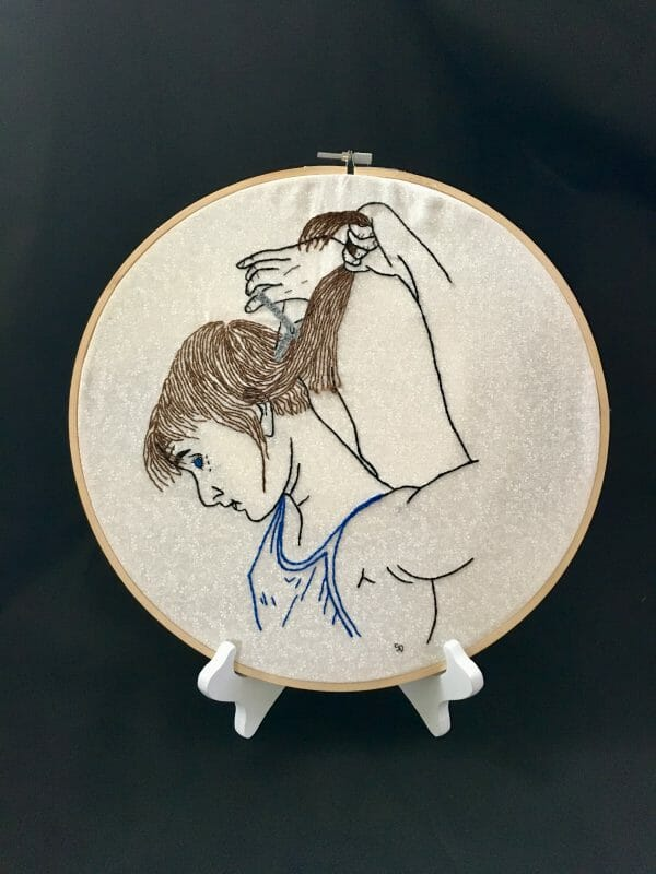 A Subtle Notion - Easy Change - Hand Embroidery