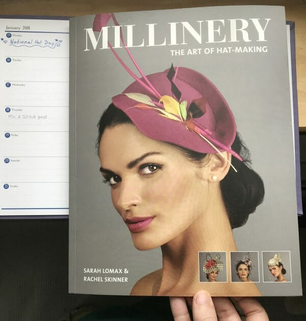 millinery book