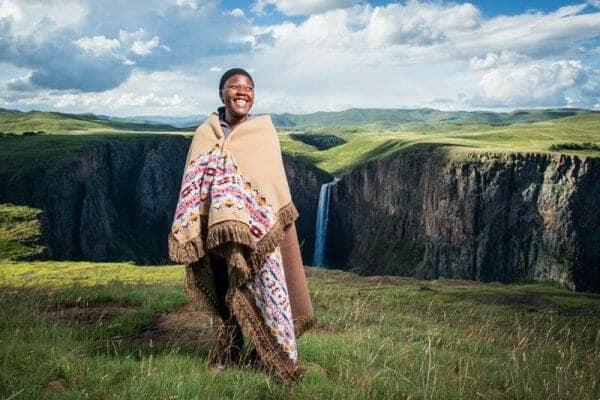Aranda Textile Mills - Basotho Blanket Matlama