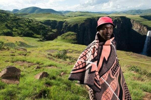 Aranda Textile Mills - Basotho Blanket Seanamarena