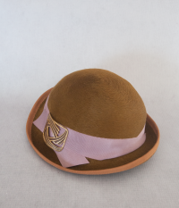 A 1930s style cloche by Silverhill Creative Millinery