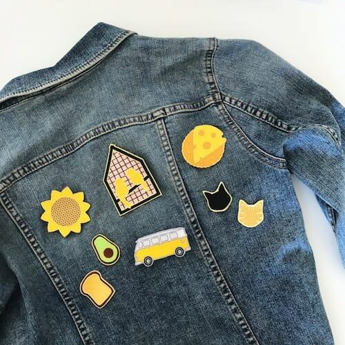 Hello Sunshine - Patches
